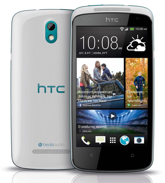 HTC Desire 500 Ελλάδα
