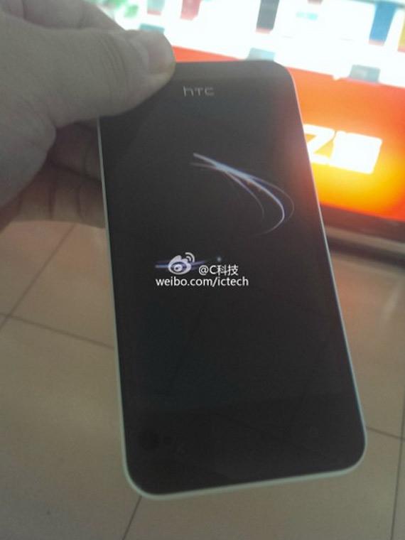 HTC Zara mini leaked