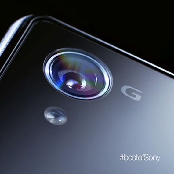Sony Xperia Z1, Φωτογραφία με το G Lens