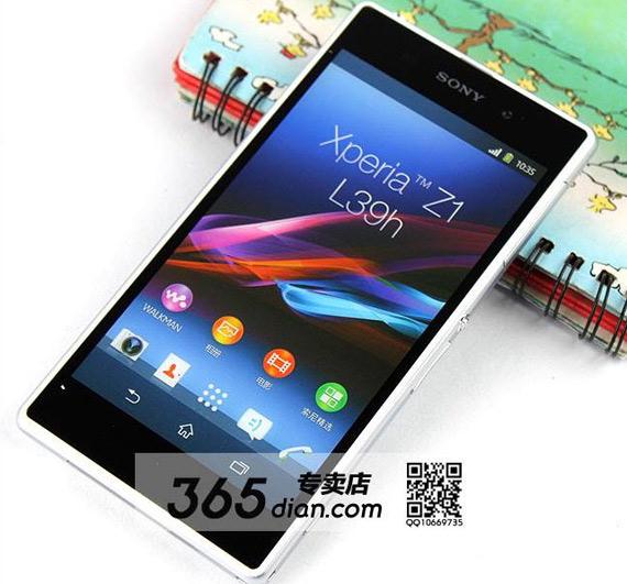 Sony Xperia Z1 L39h