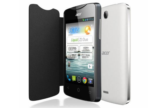 Acer Liquid Z3, Δώσε φτηνό Android στο λαό