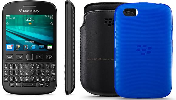 BlackBerry 9720, Νέα συσκευή μέσα στον χαμό