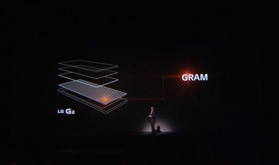 LG G2, Πώς ακριβώς η Graphic RAM βοηθά την αυτονομία;