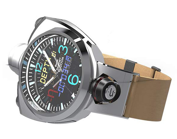 Hyetis Crossbow, Κάμερα 41 megapixel σε ρολόι