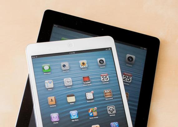 Apple, Ετοιμαστείτε για λεπτότερο iPad και Retina iPad Mini
