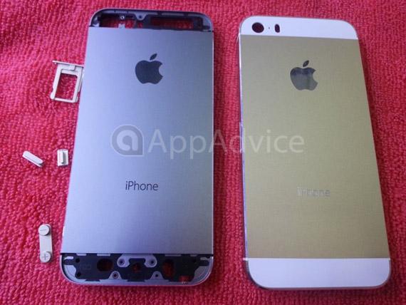 iPhone 5S και 5C, Νέες διαρροές και πληροφορίες