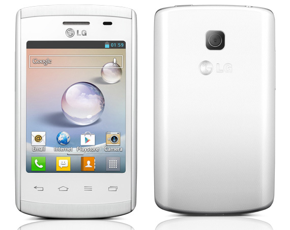 LG Optimus L1, Entry level Android