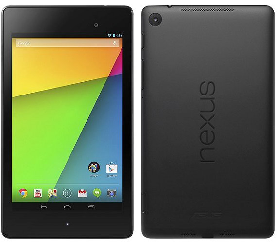 new nexus 7 2013