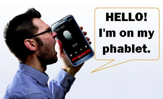 Phablet, Μπαίνει στα λεξικά της Οξφόρδης