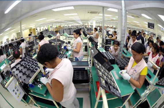Samsung, Καταγγελία για εργασιακές συνθήκες στη Βραζιλία