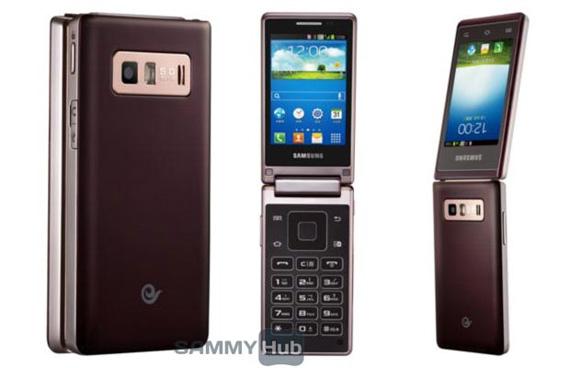 Samsung Galaxy Folder, Διαρροή press φωτογραφιών