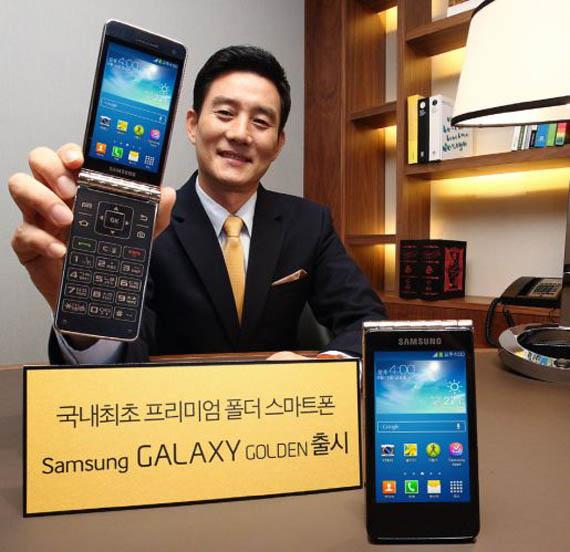 Samsung Galaxy Golden, Η υπόθεση clamshell σοβαρεύει