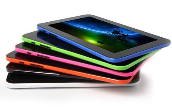 tablets media