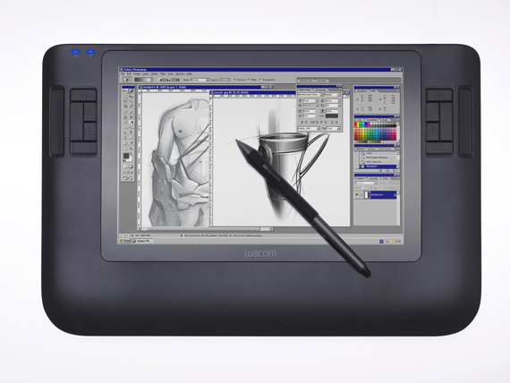 Wacom, Ετοιμάζεται να λανσάρει το πρώτο της tablet