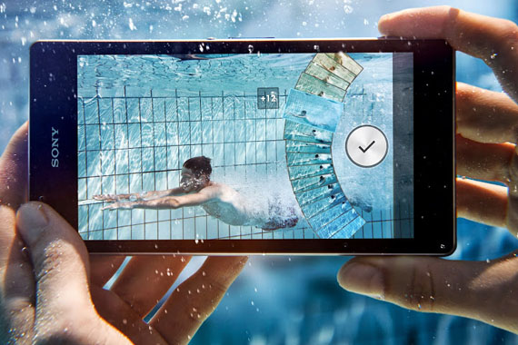 Sony Xperia Z1, Επίσημα