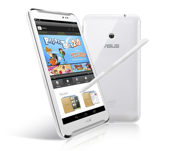 Asus Fonepad Note 6, Επίσημα με Intel Atom