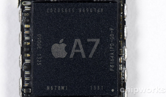 Apple A7 SoC