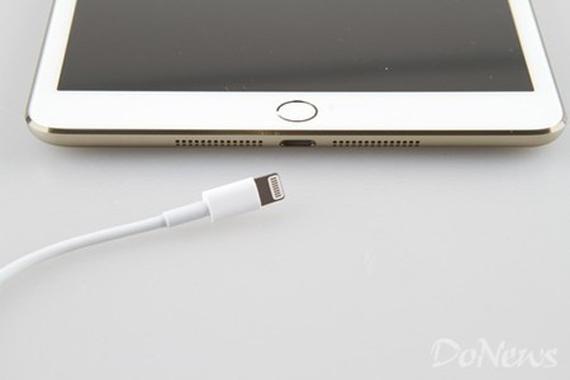 iPad Mini 2, Φήμες για fingerprint scanner