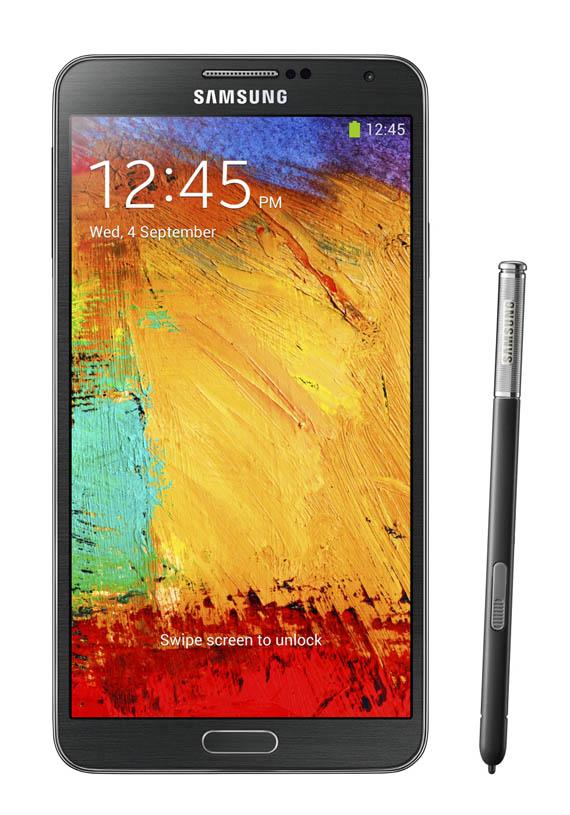 Samsung Galaxy Note 3 πλήρη τεχνικά χαρακτηριστικά και αναβαθμίσεις