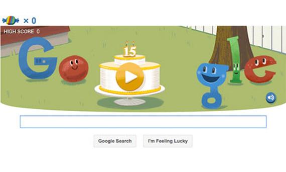 Google, Κλείνει τα 15 και ανανεώνει τον αλγόριθμο