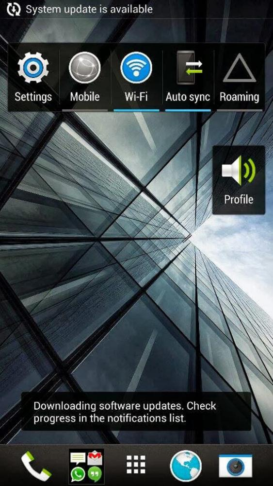 HTC One, Παίρνει update σε Android 4.3 στις ΗΠΑ