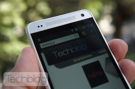HTC One mini hands-on Techblog