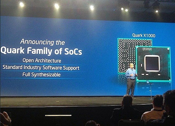 Intel Quark soc family