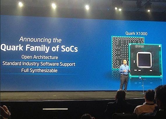 Intel Quark soc family