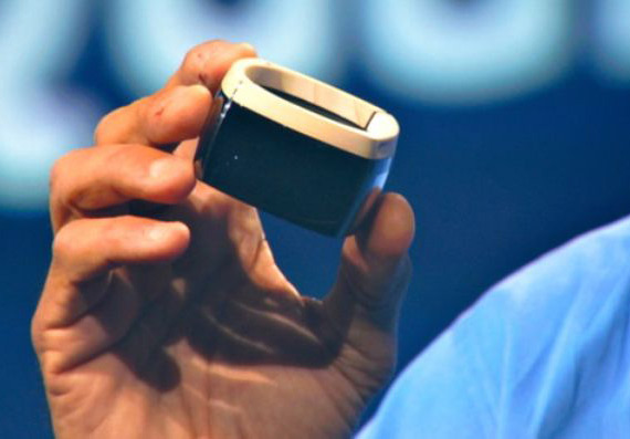 Intel Quark smartwatch