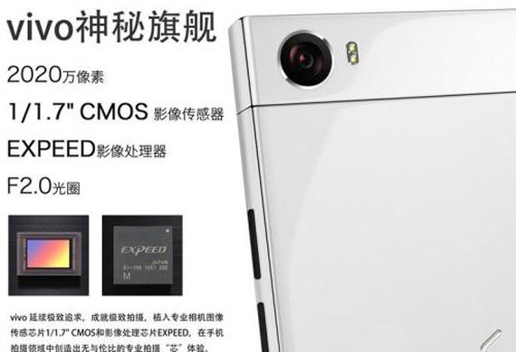 Nikon CMOS Vivo smartphone