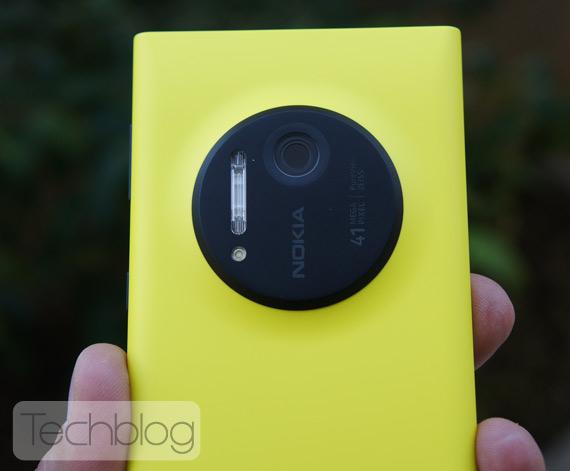 Nokia Lumia 1020 Techblog