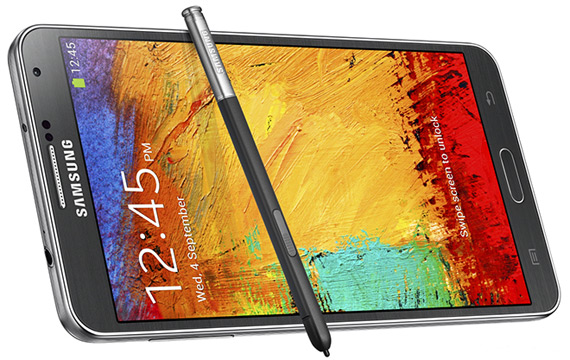 Samsung Galaxy Note 3 revealed