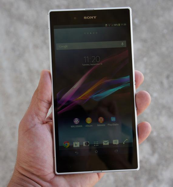 Sony Xperia Z Ultra Techblog