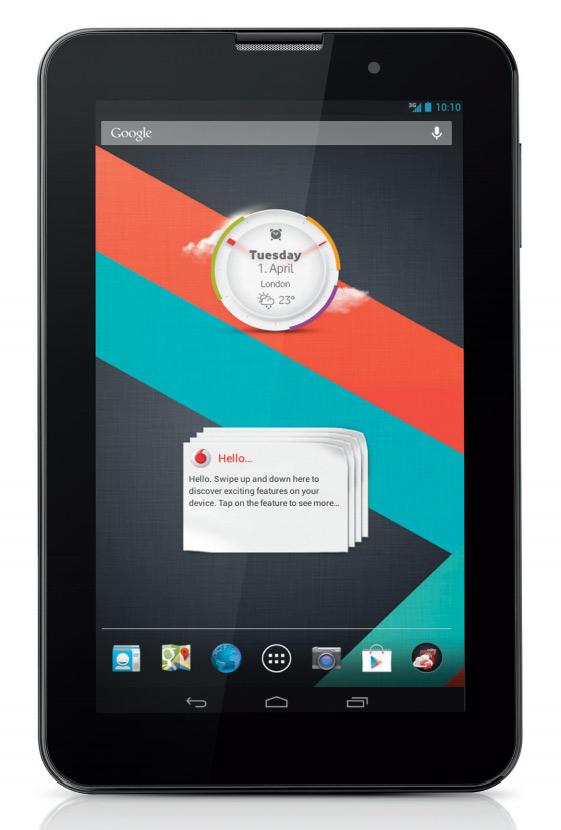 Vodafone Smart Tab III 7 πλήρη τεχνικά χαρακτηριστικά και αναβαθμίσεις