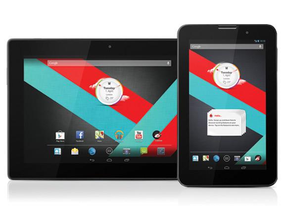 Vodafone Smart Tab III family