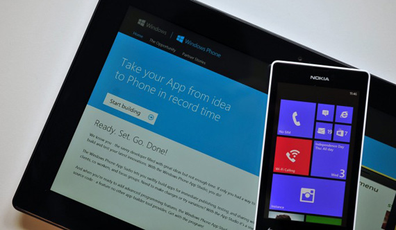 Windows Phone App Studio Beta