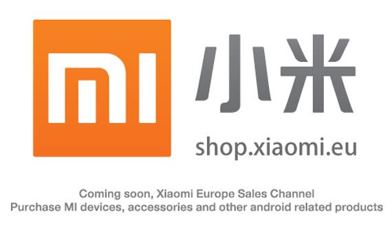 Xiaomi shop europe