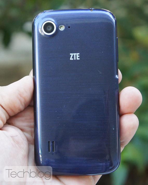 ZTE Blade V Techblog
