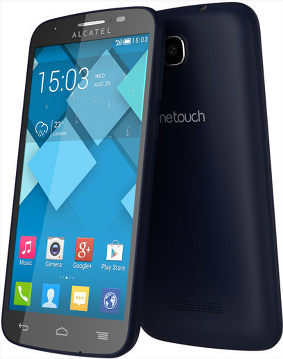 Alcatel POP Series, Προσιτά και entry level Androids