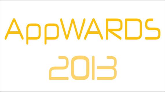 Βραβεία AppWards 2013