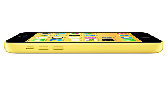 iPhone 5C επίσημα