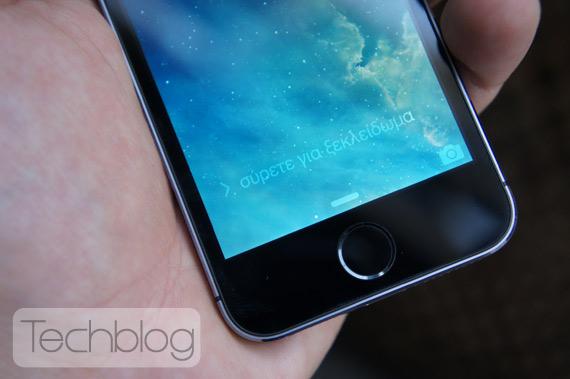 iPhone 5S Techblog