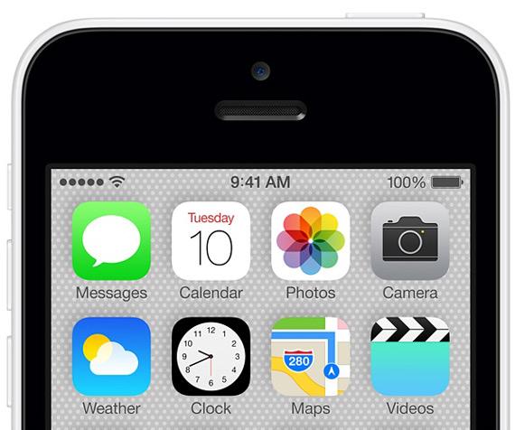 iPhone 5C επίσημα