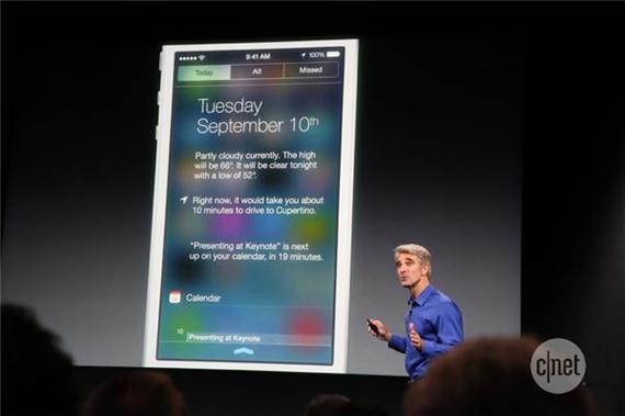 iOS 7, Διαθέσιμο στις 18 Σεπτεμβρίου