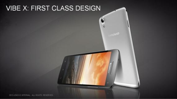 Lenovo Vibe X, Το smartphone μετά τη δίαιτα