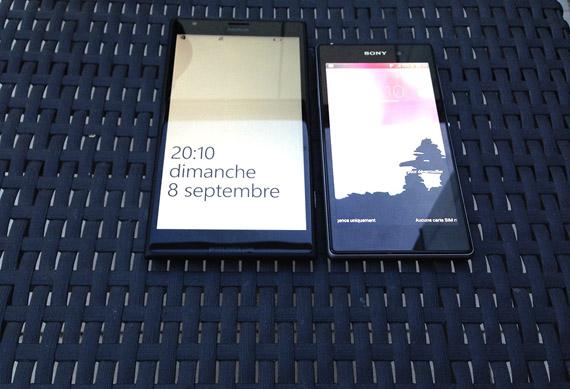 Nokia Lumia 1520, Νέες διαρροές φωτογραφιών