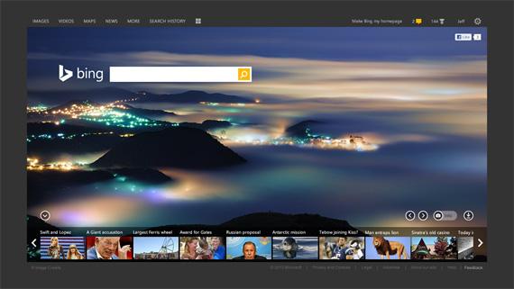 Microsoft Bing, Πολλές οι αλλαγές