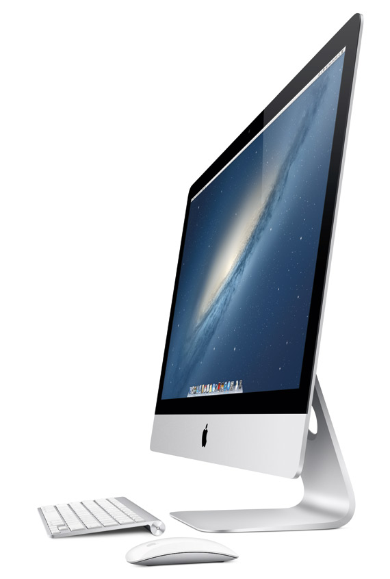 new iMac Haswell 2013