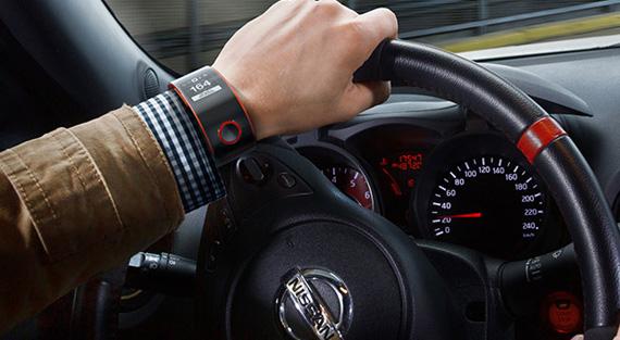 Nissan Nismo, Το smartwatch για το αυτοκίνητο