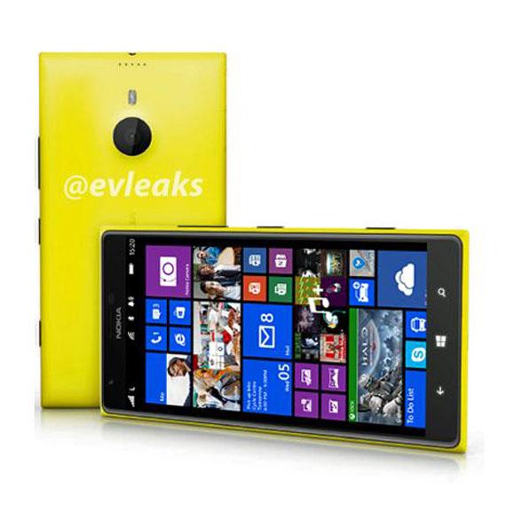 Nokia Lumia 1520, Διαρροή φωτογραφίας